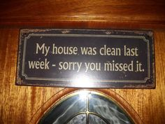 Exactly. Hit or miss at my house!