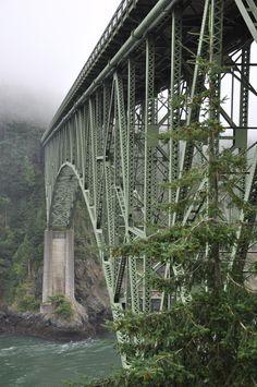 Deception Pass, Washington State