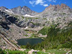 Black Lake- RMNP