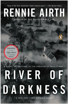 in so many words...: Review - River of Darkness by Rennie Airth. Dark, brooding mystery set just after WWI in England. A brilliant must read.