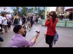 Flashmob Marry You! Love this proposal!!!!