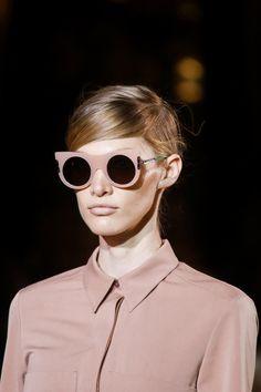 fashion, stella mccartney, mccartney spring, accessori, sunglass, runway, spring summer, spring 2014, stellamccartney
