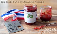 The Cherry Jam from American Spoon is so darn good I just eat it with a spoon.