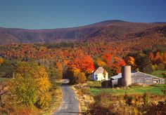 The Berkshires, MA