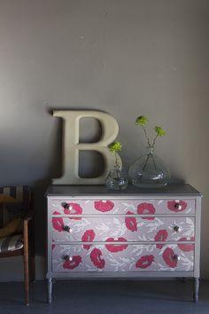 Dresser #dresser #pink #purple