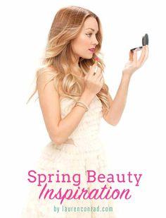 Lauren Conrad's Spring 2014 Beauty Inspiration