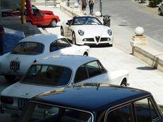 Old and new- Alfa Romeo