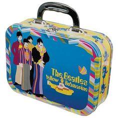 Vintage Beatle's Lunchbox