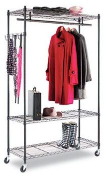 Closets And Garment Racks On Pinterest 93 Pins