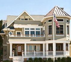 Robert Monetti Custom Homes traditional exterior