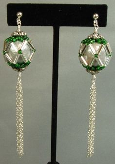 Netted bead tutorial