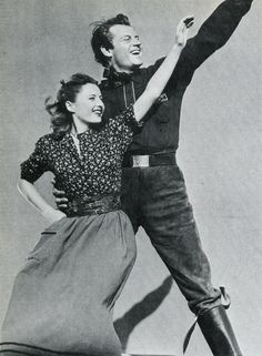 Barbara Stanwyck & Joel McCrea