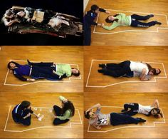 Two people definitely could have fit on that piece of wood #Titanic