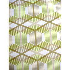 vintage geometric wallpaper