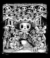 Samba De Los Muertos  by `spacecoyote