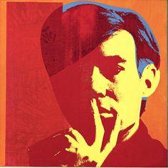 Andy Warhol, Self-Portrait.