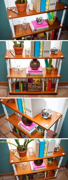 A little white spray paint can make a huge difference!