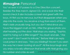 one direction imagines | Tumblr