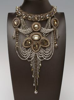 Long Necklaces Victorian style