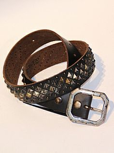 Fifty One Fifty Leather stunner belt, hand crafted with removable belt buckle
