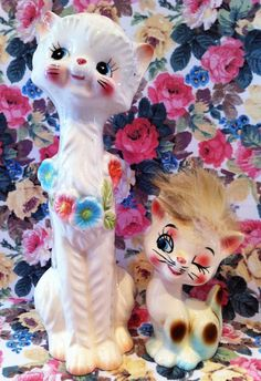 Kitsch Kitties.