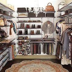 Gorgeous walk-in closet http://rstyle.me/n/eekbtnyg6 decor, closet idea, walkin closet, futur, dream closet, organ, closets, hous, bedroom