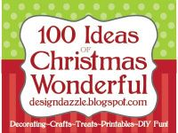 Tons of great Christmas ideas.