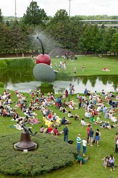 Mpls Sculpture Garden