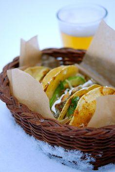 Fish Tacos (Gluten-Free)