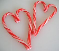 Great idea for those left over Christmas candy canes!