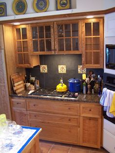 Kitchen renovation i