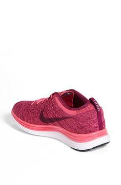 Nike 'Flyknit Lunar1+' Running Shoe (Women)