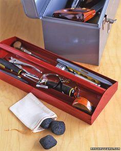 Rust-Free Toolbox