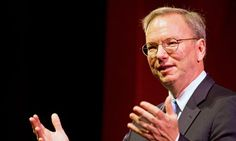 Governments pose greatest threat to internet, says Google's Eric Schmidt