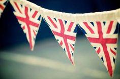 flag, diamonds, british, buntings, jack bunt