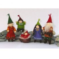 Forest Gnome Family Kit