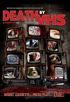 Official Trailer & Details for Death by VHS