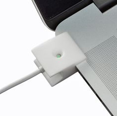 Keep the power cord connected to your Mac laptop with the MagStay MS-01