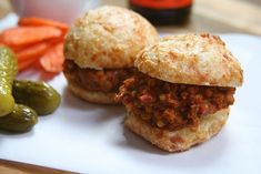 Sorghum Lentil Sloppy Joe's | Bob's Red Mill