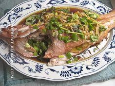 Chinese steamer garoupa