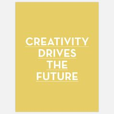 Creativity Drives Print now featured on Fab.