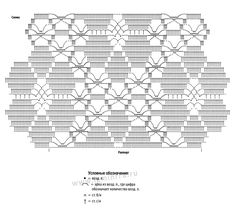 Схемы для филейного вязания летних кофточек 337