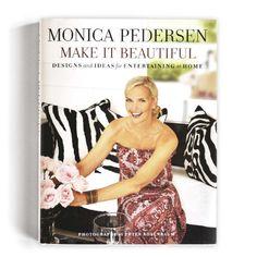 Enter to WIN a signed copy of MonicaPedersen's new book, Make it Beautiful! @MonicaPedersen9