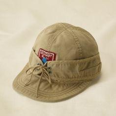 Chino Hunting Cap