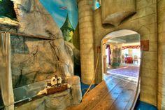 Anniversary Inn...Sleeping Beauty Suite