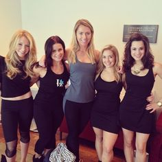 Had a great time with these ladies @Philadelphia Magazine #ThinkFest! #fithiphealthy #Litheinstructors #LitheWear #cheerleaders #branding #fitness #globalphenomenon