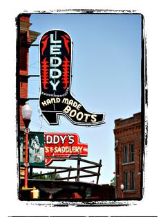 Leddy's in Fort Worth!