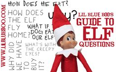 The Guide to Elf on the Shelf Questions