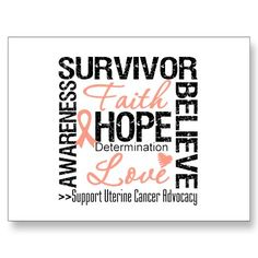 Find a cure for uterine cancer