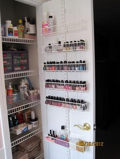 Pictures Of Nail Polish Storage Container Store